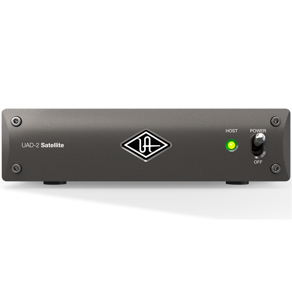 [Universal Audio] UAD-2 Satellite TB3 OCTO Custom