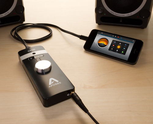 Apogee One for iOS, Mac & Windows