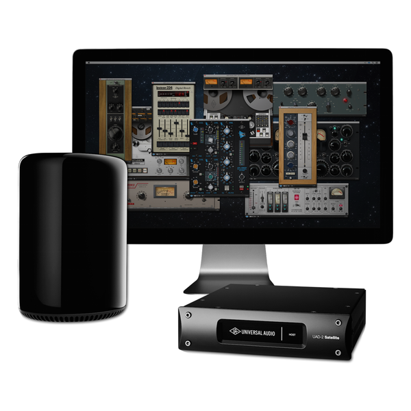 UA UAD-2 Satellite Thunderbolt QUAD Core