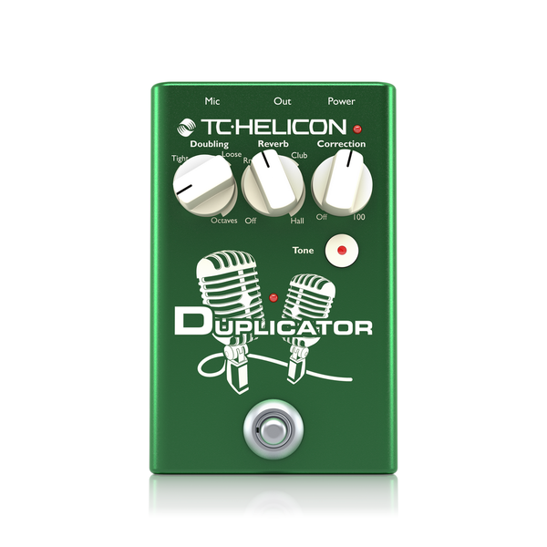 TC Helicon Duplicator - 이펙터
