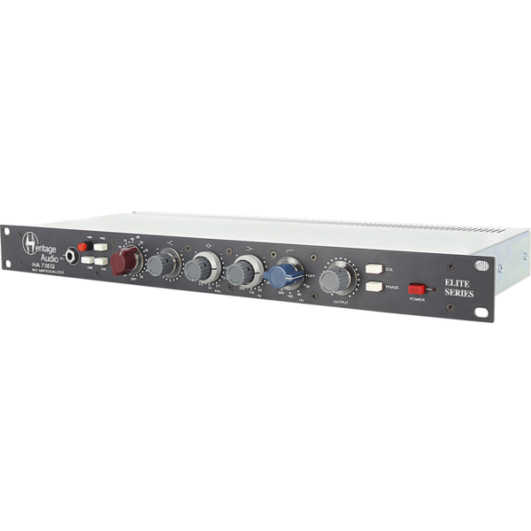 Heritage Audio HA73EQ Elite - 1채널 마이크 프리 & EQ