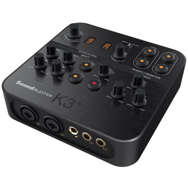 Creative Sound Blaster K3+ AT2020 방송 패키지 1