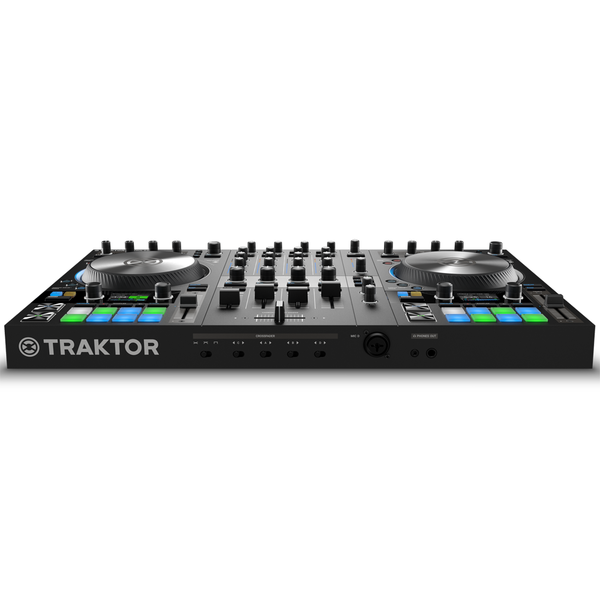 Native Instruments Traktor Kontrol S4 MK3 - 트랙터 DJ 컨트롤러