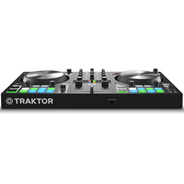 Native Instruments Traktor Kontrol S2 MK3 트랙터 DJ 컨트롤러