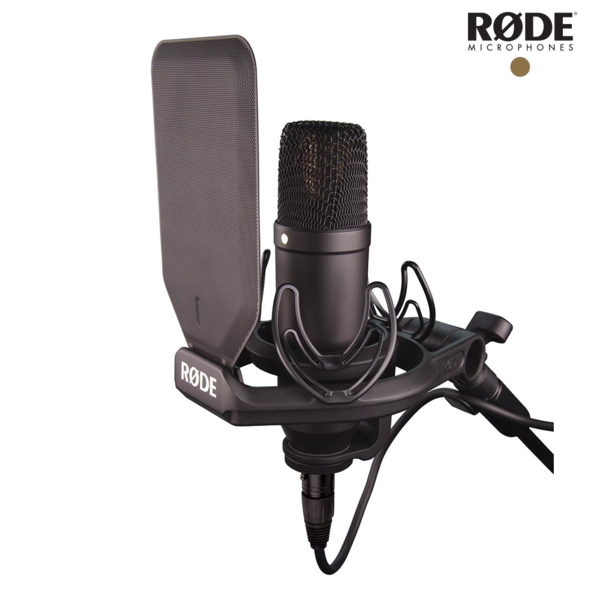 RODE NT1 + AI-1 Complete Studio Kit 로데 스튜디오 패키지