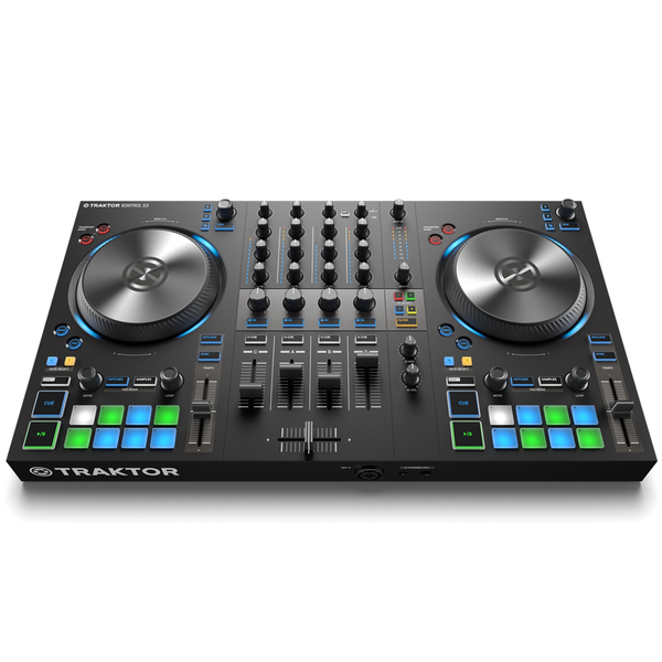 Native Instruments Traktor Kontrol S3 트랙터 DJ 컨트롤러