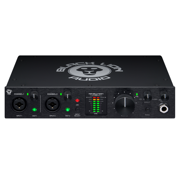 Black Lion Audio Revolution 2x2 USB 오디오 인터페이스