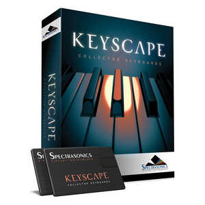 Spectrasonics Keyscape 박스제품