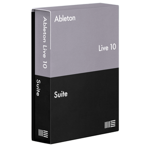 Ableton Live 10 Suite [박스버전]