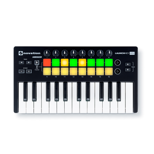 Novation Launchkey Mini MK2 - 미니 25키 / USB 미디 컨트롤러