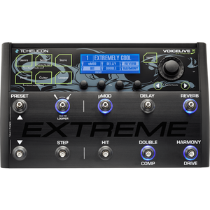 [TC Helicon] Voicelive 3 Extreme - 이펙터