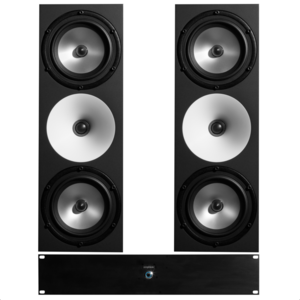 Amphion Two18 & Amp 500 Bundle [배송 3주 소요]