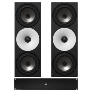 Amphion Two15 & Amp 500 Bundle [배송 3주 소요]