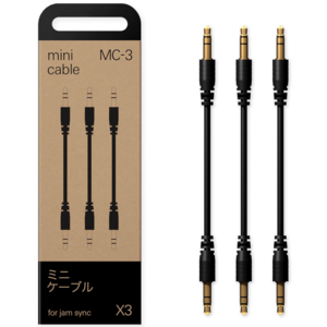 Teenage Engineering MC-3 Mini Sync Cables 포켓오퍼레이터 전용 오디오 케이블