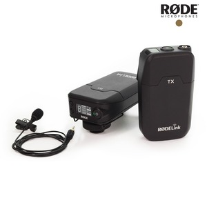 RODE Link Filmmaker Kit Wireless 무선마이크