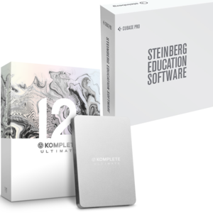 Steinberg Cubase Pro 10.5 EDU + NI Komplete 12 Ultimate Collectors Edition 패키지