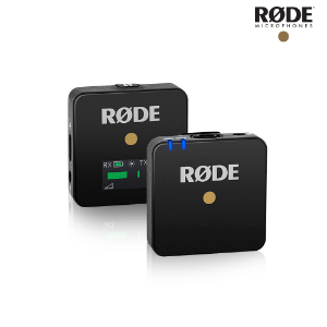 RODE Wireless GO 무선마이크