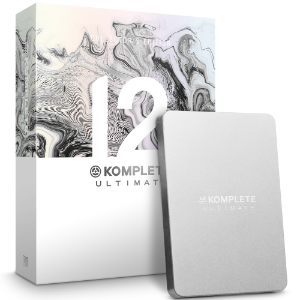 [Native Instruments] Komplete 12 Ultimate Collectors Edition - 가상악기 이펙터 컬렉션