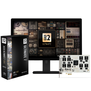 Universal Audio UAD-2 PCIe OCTO Ultimate 7