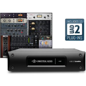 Universal Audio UAD-2 Satellite USB QUAD Core