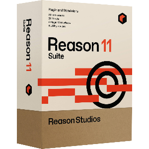 Reason Studio Reason 11 Suite / 리즌 11 스위트 풀버전