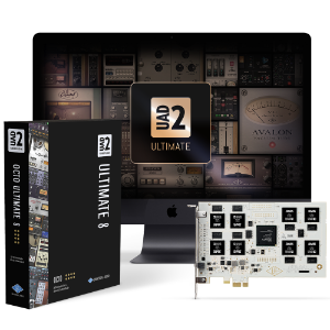 Universal Audio UAD-2 OCTO DSP PCIe Accelerator Card – Ultimate 8