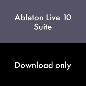 Ableton Live 10 Suite 에이블톤 라이브 10 DAW