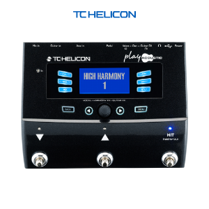 TC Helicon VoiceLive Play Acoustic - 이펙터