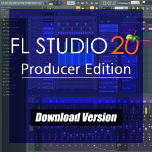 FL Studio 20 Producer Edition DAW 소프트웨어 [전자배송]