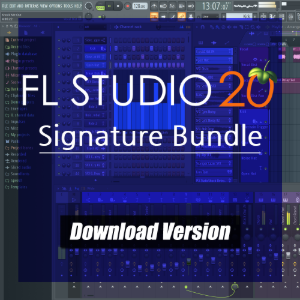 FL Studio 20 Signature Bundle DAW 소프트웨어 [전자배송]