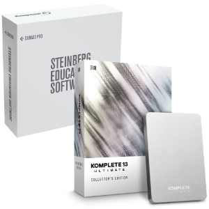 Cubase Pro 10.5 EDU x KOMPLETE 13 ULTIMATE Collector's Edition 패키지
