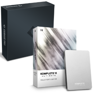 Cubase Pro 10.5 x KOMPLETE 13 ULTIMATE Collector's Edition 패키지