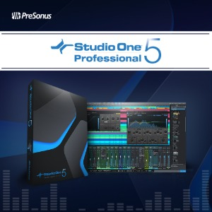 프리소너스 Studio One 5 Professional Upgrade (DAW→) [전자배송]