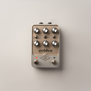 [Universal Audio] UAFX Golden Reverberator