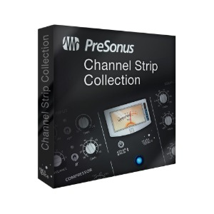 PreSonus Channel Strip Collection 플러그인 [전자배송]