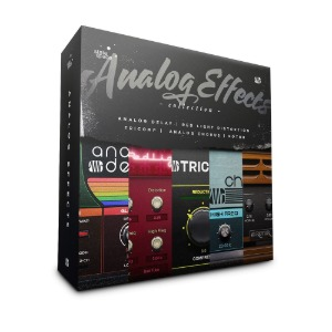 PreSonus Analog Effects Collection 플러그인 [전자배송]