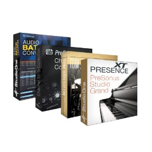 PreSonus Studio One Premium Add-on Bundle 플러그인 [전자배송]