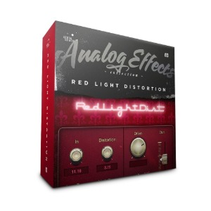 PreSonus Red Light Distortion 플러그인 [전자배송]