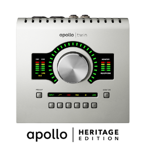[Universal Audio] Apollo Twin USB (for Windows) 헤리티지 에디션