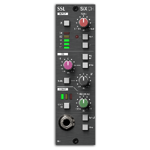 [Solid State Logic] 500-Series SiX Channel (mono)